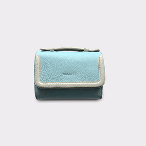 Cocacolo light blue belt bag