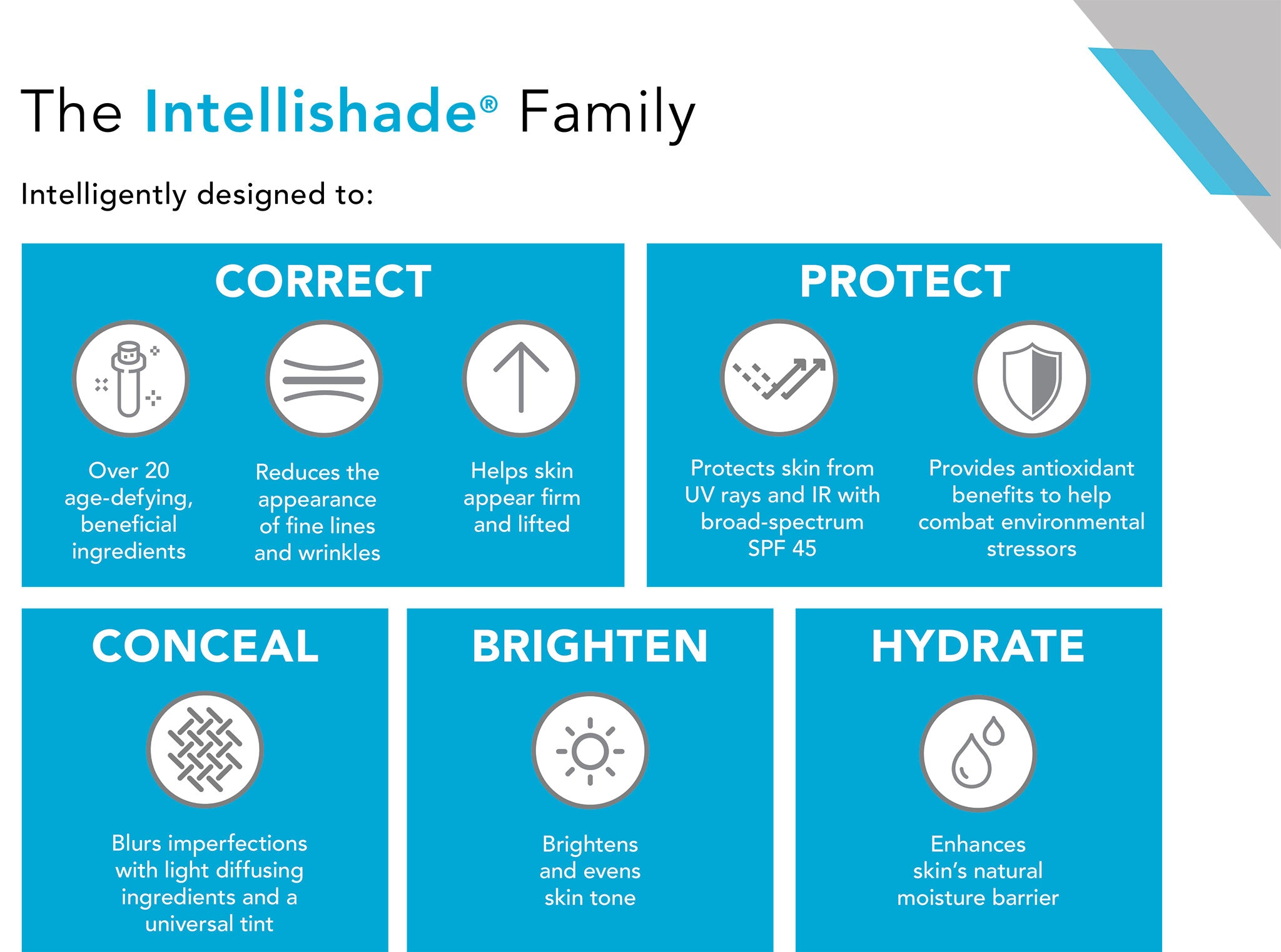 Intellishade Matte- Right For You