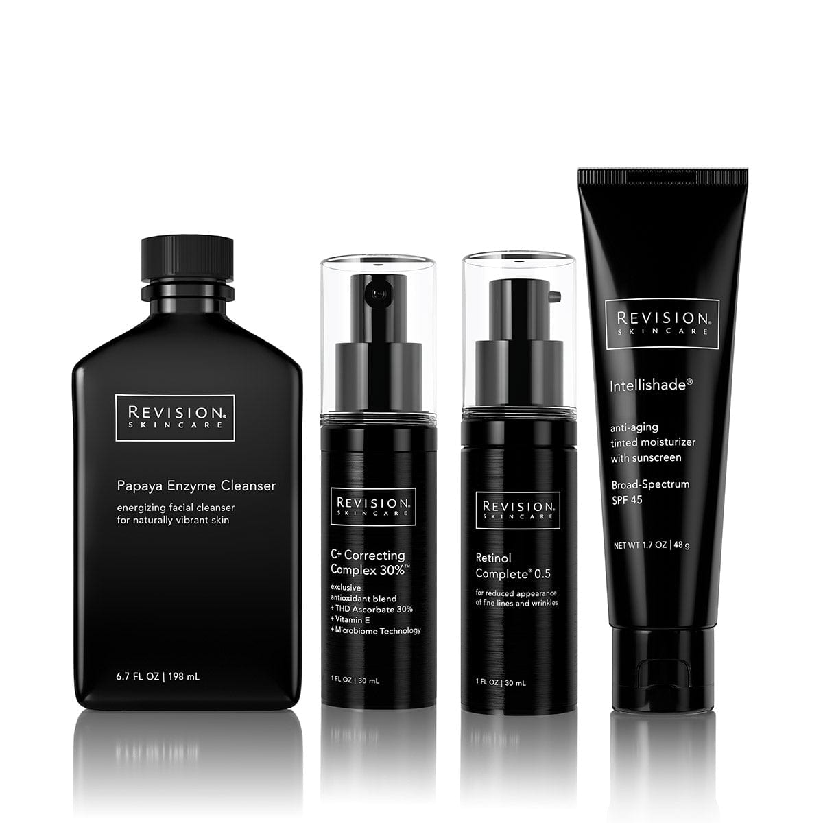 The Revision Starter Full Size Regimen <h4>your path to youthful skin starts here</h4>