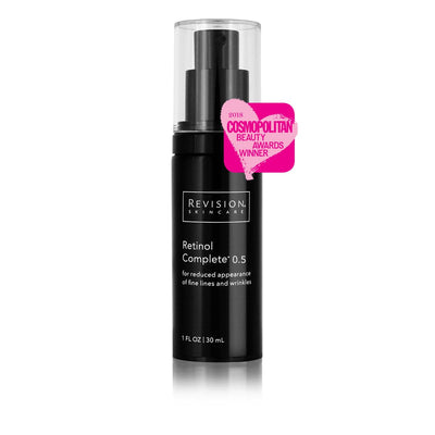 The Revision Ritual Full Size Regimen Collection- Retinol Complete 0.5