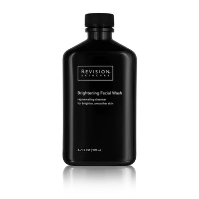 Brightening Full Size Regimen- recapture youthful radiance. Brightening Facial Wash