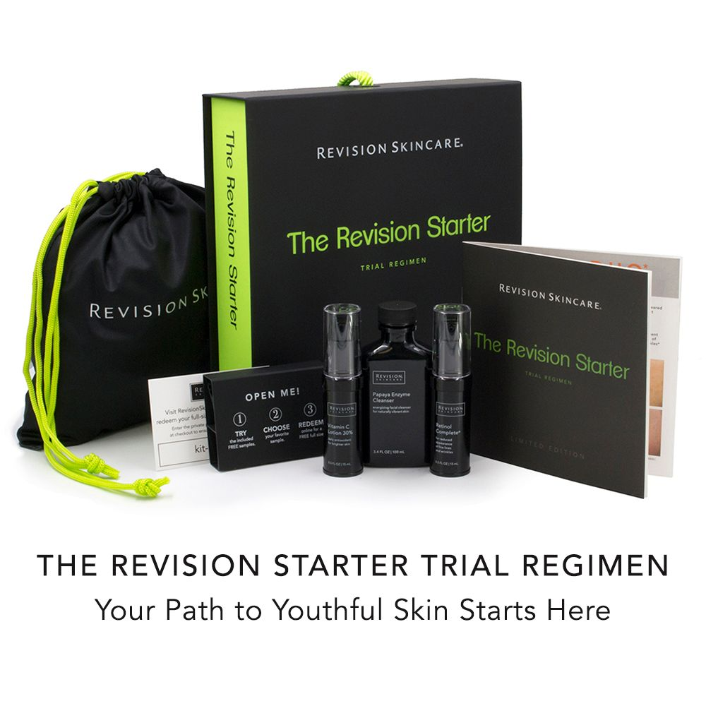 The Revision Starter Limited Edition Trial Regimen | Revision Skincare