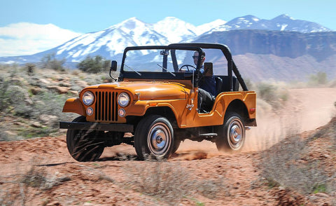 From the CJ to the Jeepster Commando, these are the 10 best Jeeps of all time