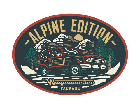 Wagonmaster Alpine Edition Package