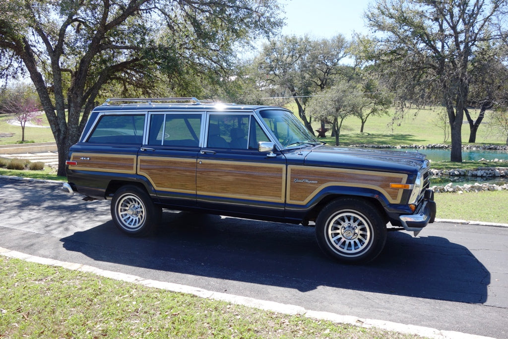 Jeep Grand Wagoneer >> 1991 Final Edition Jeep Grand Wagoneer 4x4 Bl 1949 Sold