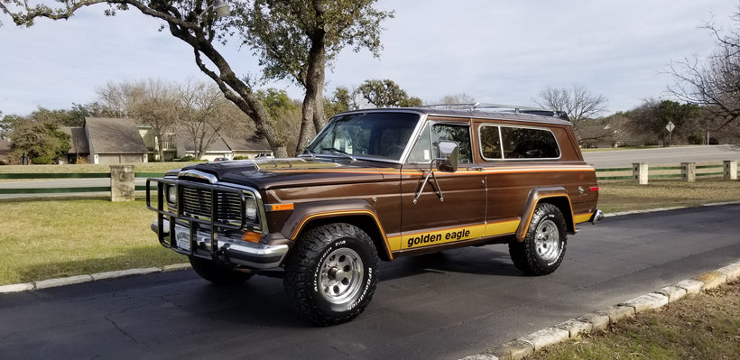 1979 Jeep Cherokee Chief Golden Eagle 4x4 1990 Available