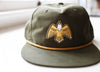 Golden Eagle Hat - Olive