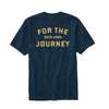 For the Journey Shirt - Blue