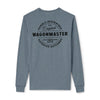 Wagonmaster - Humble Beginnings - Jeep Wagoneer Shirt - Blue - Long-sleeve