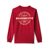 Wagonmaster - Humble Beginnings - Jeep Wagoneer Shirt - Red - Long-sleeve