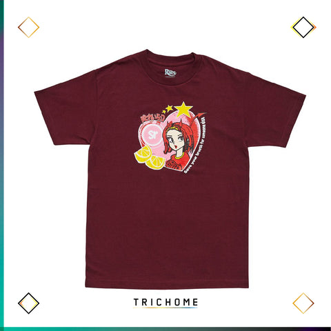 Action Girl SS Tee