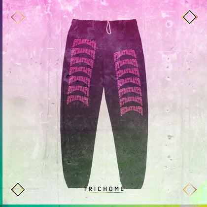 College Arch Logo Sweatpants