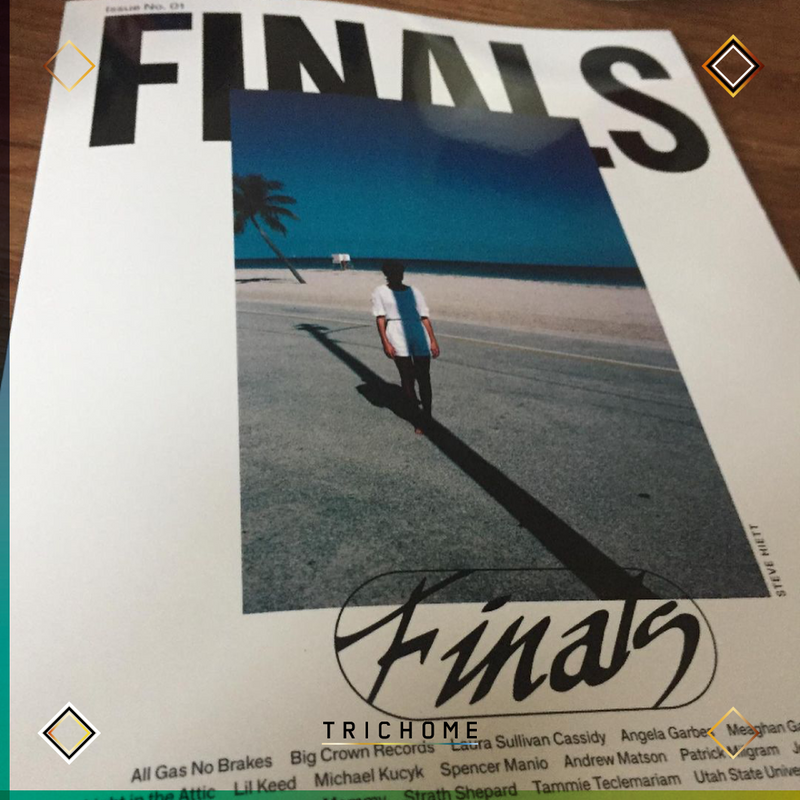 Finals Issue No. 1