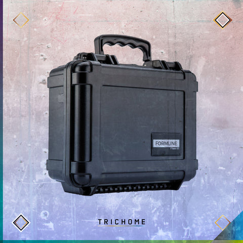 "Large Protective Waterproof Case [10"" x 8.5"" x 4.75""]"