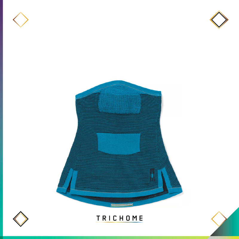 Intraknit™ Merino 250 Thermal Neck Gaiter / Sub Zero Blue