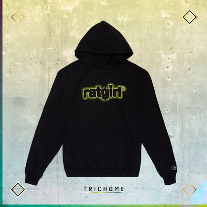 Ratgirl Noise Hooded Sweatshirt