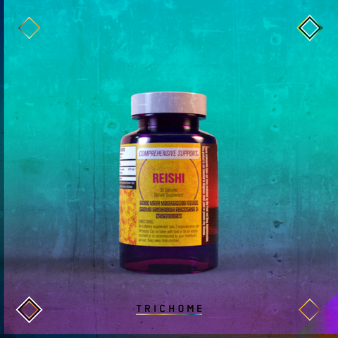 Omniscience Mushrooms Reishi Capsules