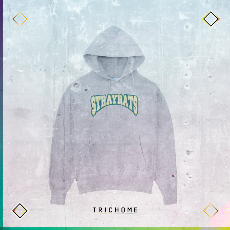 Two-Tone College Arch Hoodie