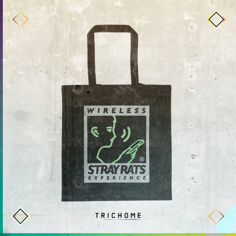Wireless Logo Tote Bag