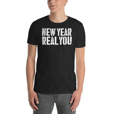 New Year Real You Short-Sleeve T-Shirt