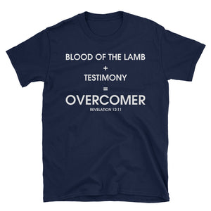 "Men's ""Overcomer"" T-Shirt"