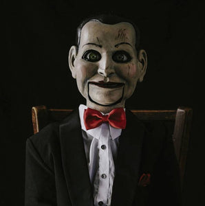 Animatronic Dead Silence Billy Movie Prop Dummy Doll