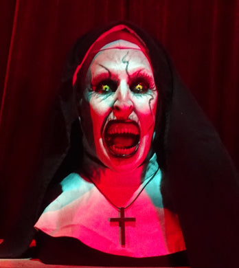 The Conjuring 2 Valak Demonic Nun Bust