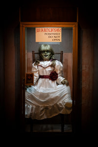 Annabelle Doll and Case **********SHOW PROP SALE******** 1/2 Deposit ONLY 1 of 2 Payments