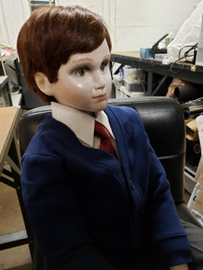 Custom Brahms life size doll from The Boy and The Boy 2