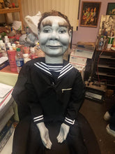 THE TWILIGHT ZONE LIFESIZE WILLIE DUMMY PUPPET DOLL