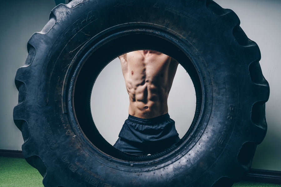 How to Get Six Pack Abs: Simple tool