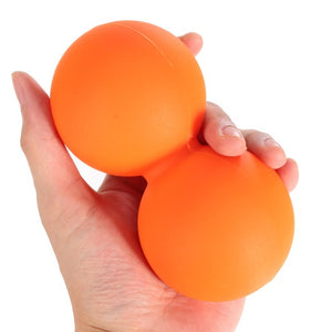 Double Lacrosse Ball