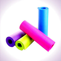 Yoga Mat Fitness Equipment