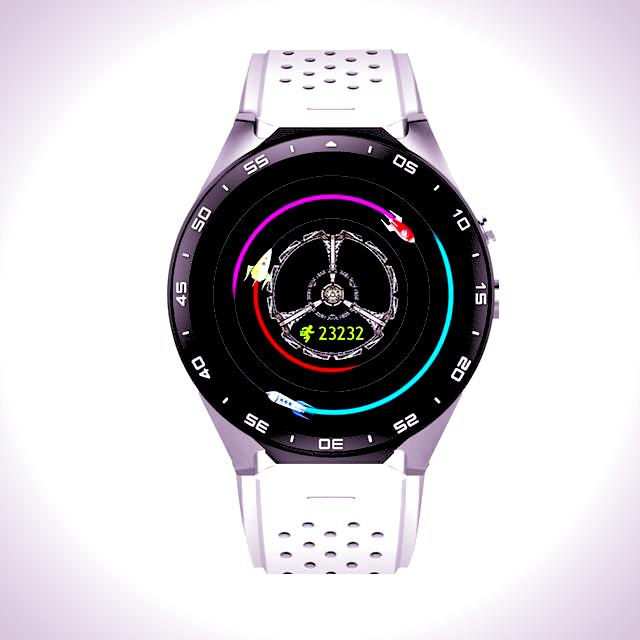 Smart Watch - Android