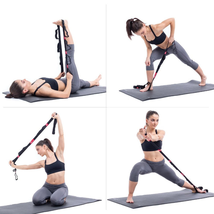 Stretching Straps for Yoga and Pilates