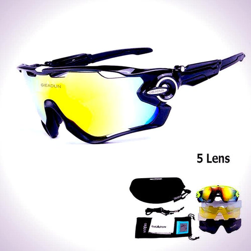 Cycling Glasses - Polarized