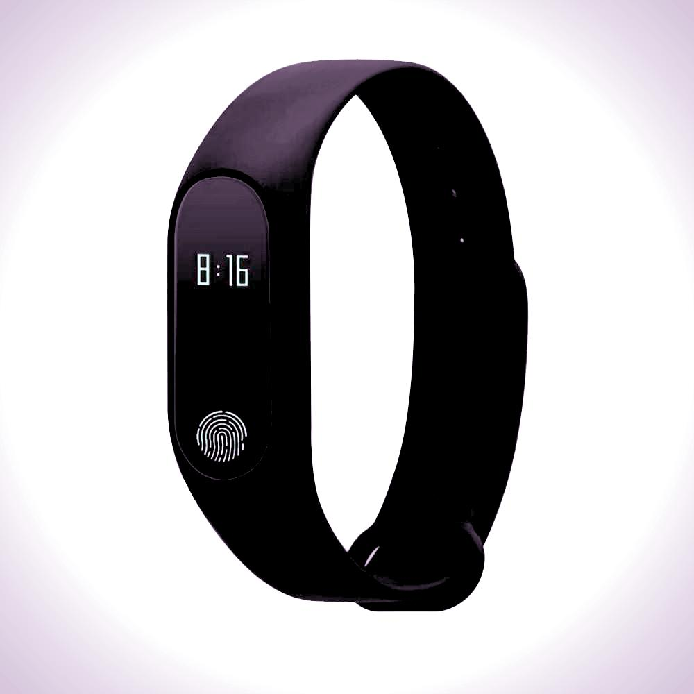 Waterproof Fitness Tracker with Bluetooth