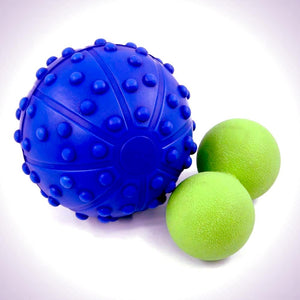 Deep Tissue Massage and Stress Relief Balls