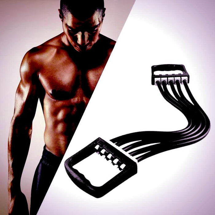 5 in 1 Yoga Resistance Bands