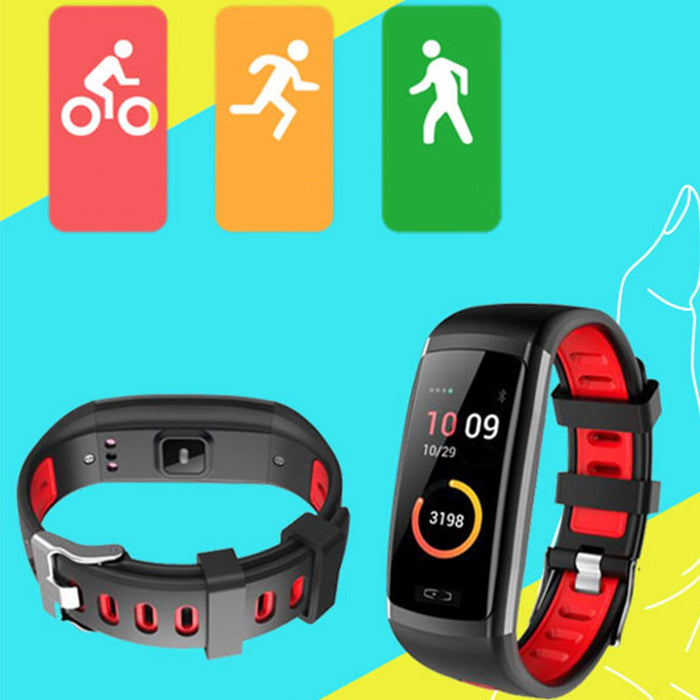 Supreme Smart Fitness Tracker - Waterproof