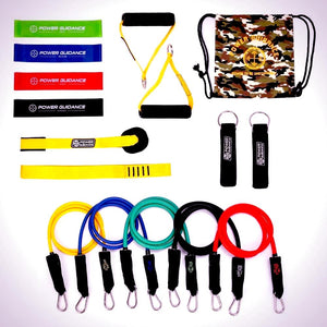 15 in 1 Resistance Band Kit