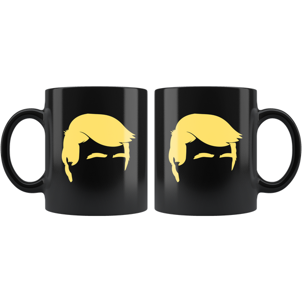 Golden Hair Mug