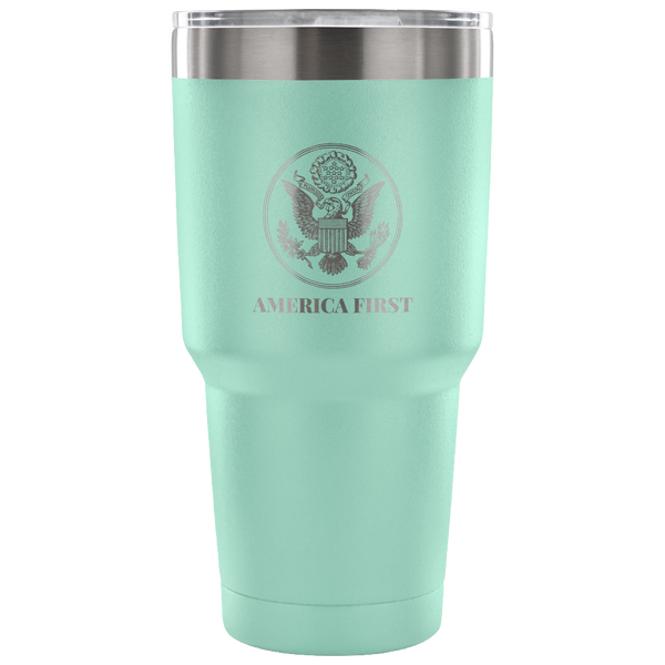 America First Tumbler - THE MAGA SHOP