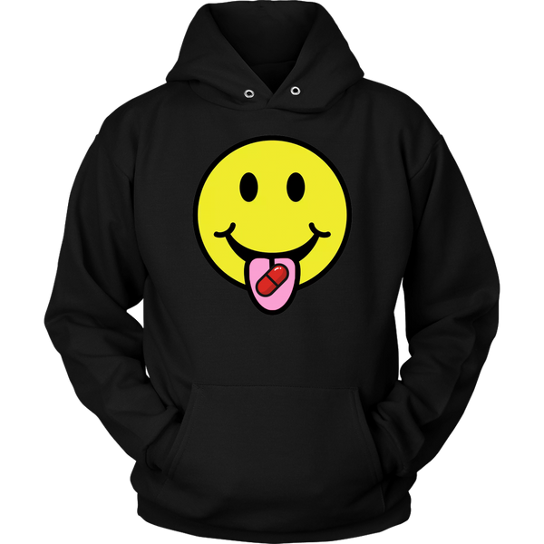 Red Pill Smiley - THE MAGA SHOP