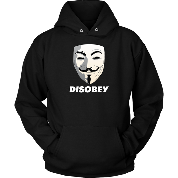 Guy Fawkes Disobey