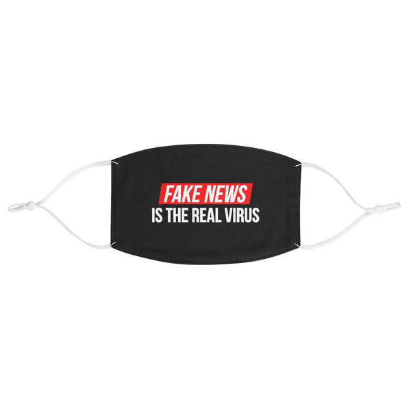 Fake News is the Real Virus Mask