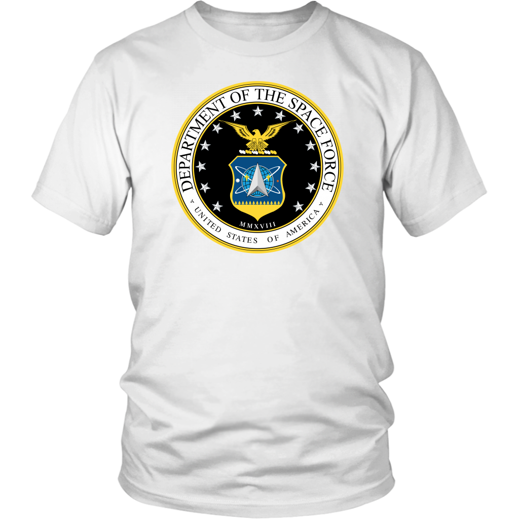 US Space Force - THE MAGA SHOP