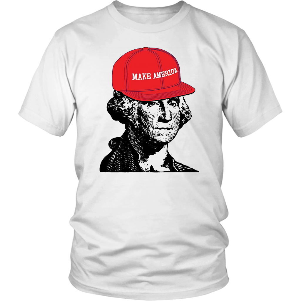 George Washington Make America Hat
