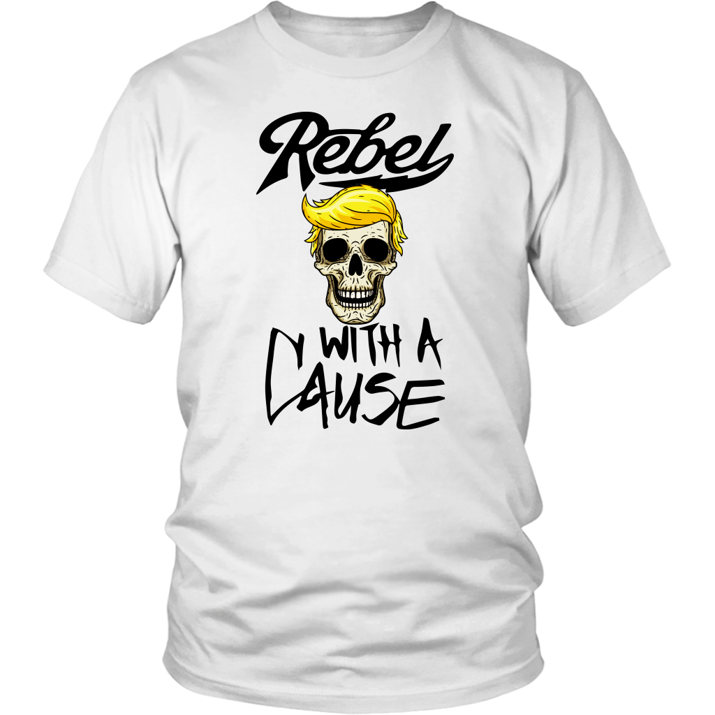 Rebel With A Cause - THE MAGA SHOP