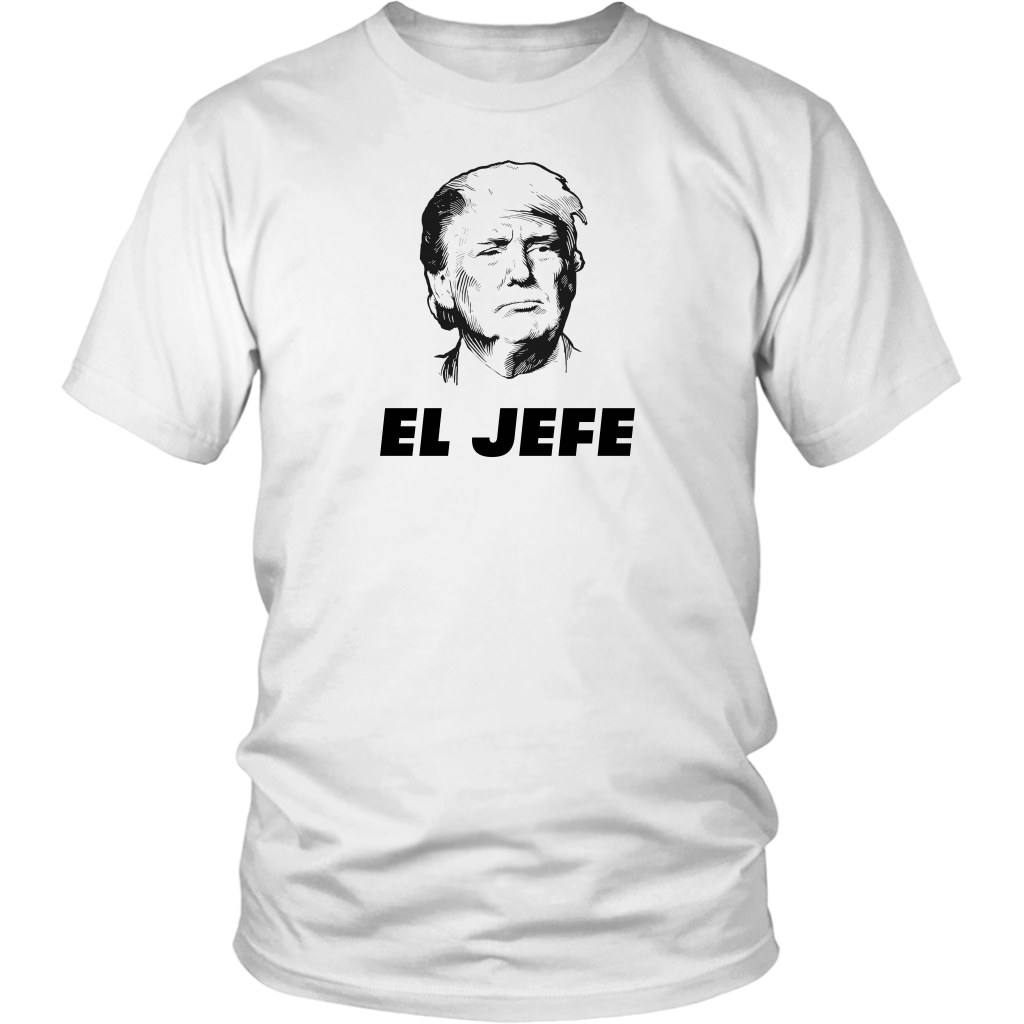 EL JEFE (THE BOSS) - THE MAGA SHOP